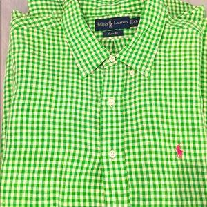Ralph Lauren men's shirt XL